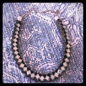 Zara 2 sided necklace